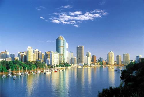 第一天   北京--布里斯班