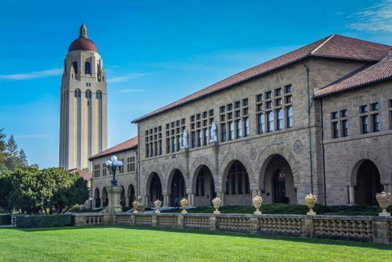 第七天   参观硅谷和斯坦福大学