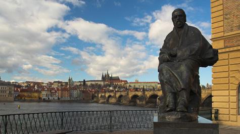 第七天   林茨--布拉格--斯美塔那故居--德沃夏克博物馆